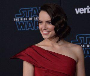 Daisy Ridley à l'avant-première de Star Wars 9 le 16 décembre 2019 à Los Angeles
