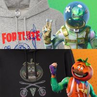 Fortnite x Uniqlo : la collab de sweats et de tee-shirts qui va ravir les gamers
