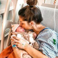 Anaïs Sanson maman pour la deuxième fois : elle annonce la naissance de sa fille