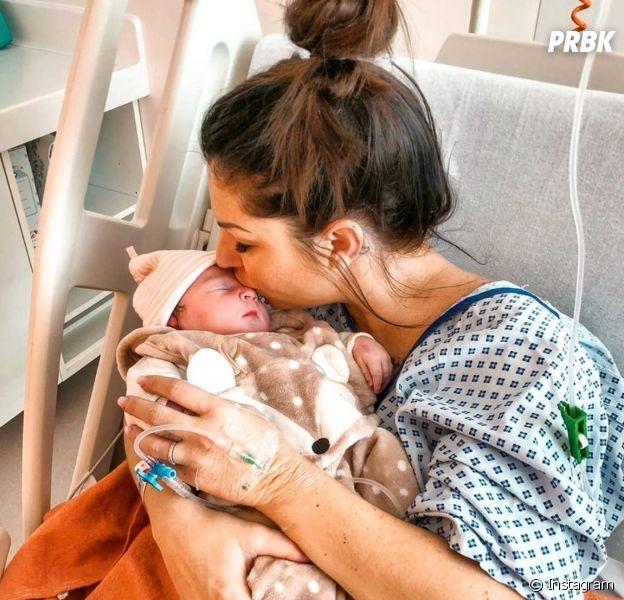 Anaïs Sanson maman pour la deuxième fois : elle dévoile une photo avec sa fille