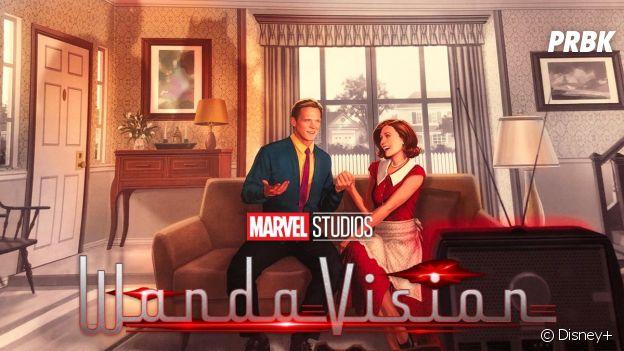 WandaVision se dévoile avec une première photo