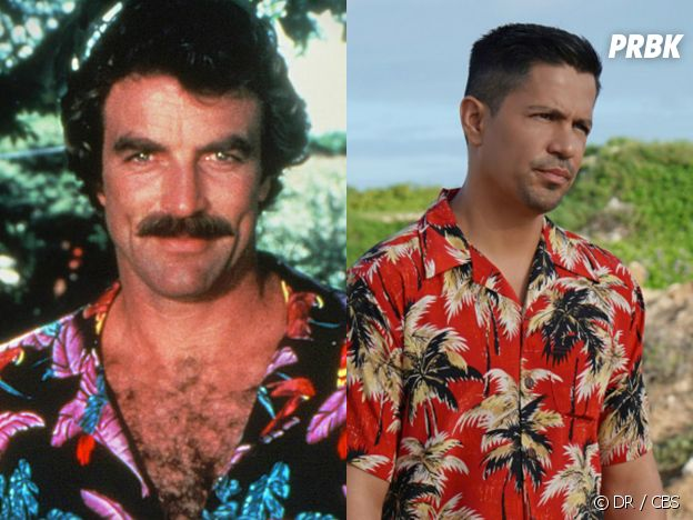Magnum : Jay Hernandez ne s'est pas laissé pousser la moustache comme Tom Selleck