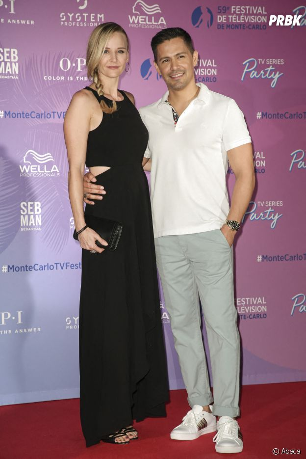 Jay Hernandez est marié à Daniella Deutscher