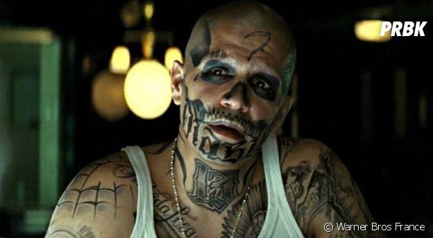 Jay Hernandez a joué El Diablo dans Suicide Squad