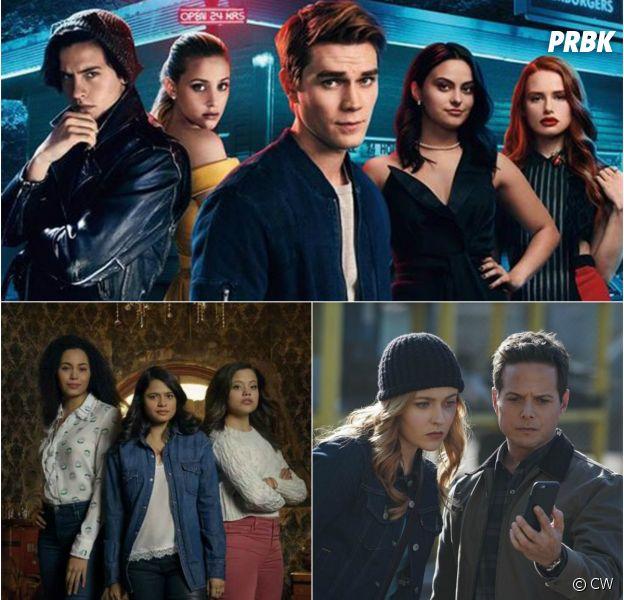 Riverdale saison 5, Legacies saison 3, Nancy Drew saison 2... les séries renouvelées sur la CW