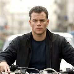 Matt Damon ... vexé de ne pas avoir contacté pour Jason Bourne 4