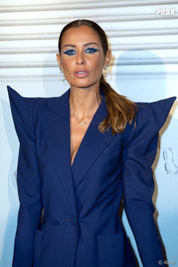Malika Ménard lors du dernier défilé Haute-Couture de Jean-Paul Gaultier à la Paris Fashion Week