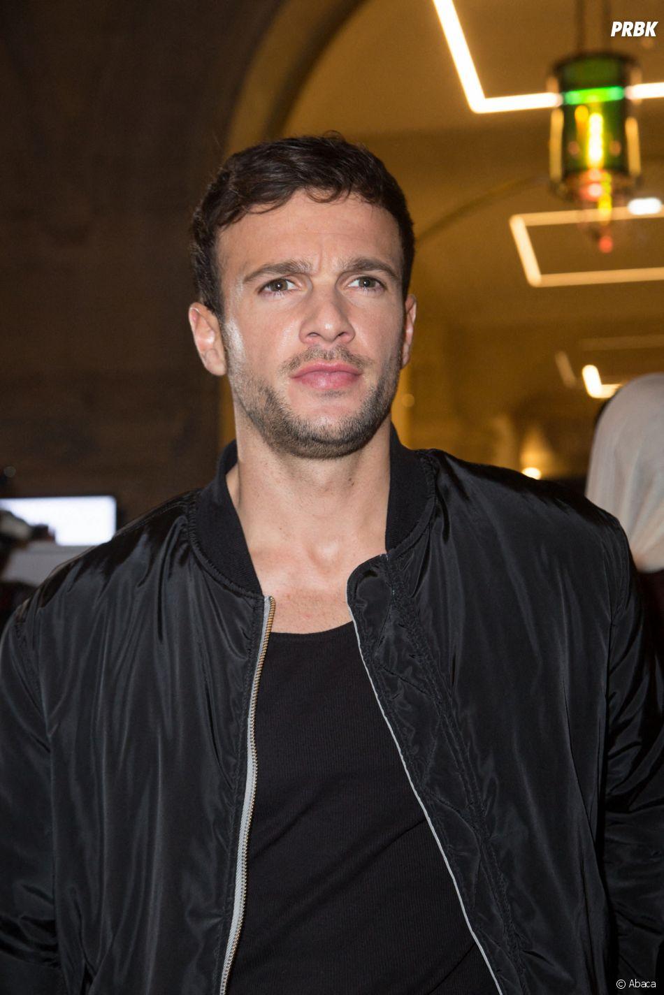 Hugo Philip lors du dernier défilé Haute-Couture de Jean-Paul Gaultier à la Paris Fashion Week