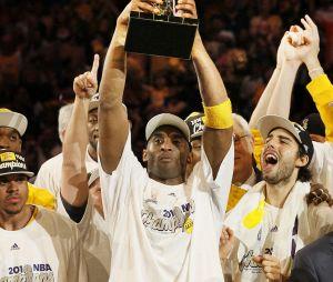 Kobe Bryant : ses fans veulent qu'il devienne le nouveau logo de la NBA
