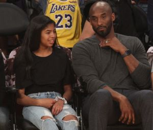 Kobe Bryant et sa fille Gianna sont décédés dans un accident d'hélicoptère