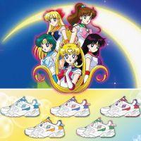 Skechers x Sailor Moon : des sneakers aux couleurs des héroïnes du manga culte des nineties