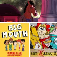 Bojack Horseman, Les Kassos, Big Mouth... Zoom sur ces séries animées interdites aux enfants