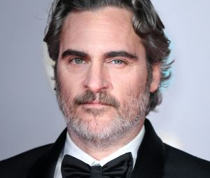 Joaquin Phoenix sur le tapis rouge des BAFTA 2020 le dimanche 2 février à Londres