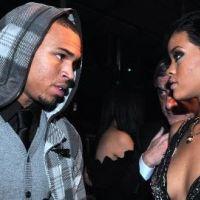 Rihanna ... Elle reparle de Chris Brown