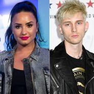 Demi Lovato en couple avec le rappeur Machine Gun Kelly ? Les médias US s'enflamment