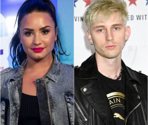 Demi Lovato en couple avec le rappeur Machine Gun Kelly ?