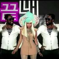 Will.i.am et Nicki Minaj ... Enfin le clip de Check It Out