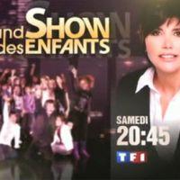 Le grand show des enfants ... sur TF1 ce soir ... bande annonce