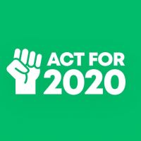 Instagram : #Actfor2020 lance un filtre contre les injustices
