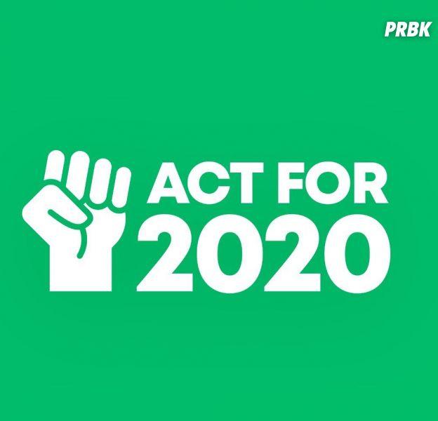 Instagram : #Actfor2020 lance un filtre contre les injustices