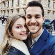 Melissa Benoist et Chris Wood vont avoir un enfant