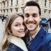 Melissa Benoist enceinte de Chris Wood : les stars de Supergirl attendent leur premier enfant