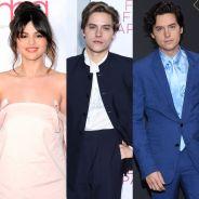 """Selena Gomez : son baiser avec Dylan Sprouse était """"le pire"""", Cole Sprouse et son jumeau réagissent"""