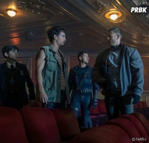 Umbrella Academy saison 2 : la production continue malgré le coronavirus, première image dévoilée