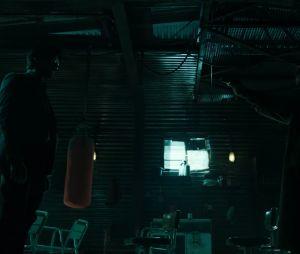 La Casa de Papel saison 4 : El Profesor (Alvaro Morte) et Alicia (Najwa Nimri)