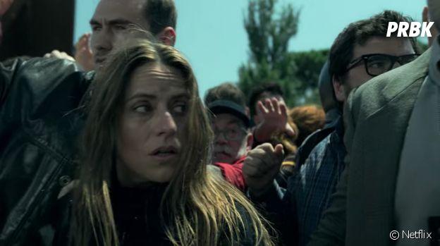 La Casa de Papel saison 4 : Raquel/Lisbonne (Itziar Ituno)