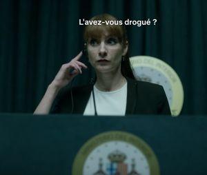 La Casa de Papel saison 4 : Alicia (Najwa Nimri)