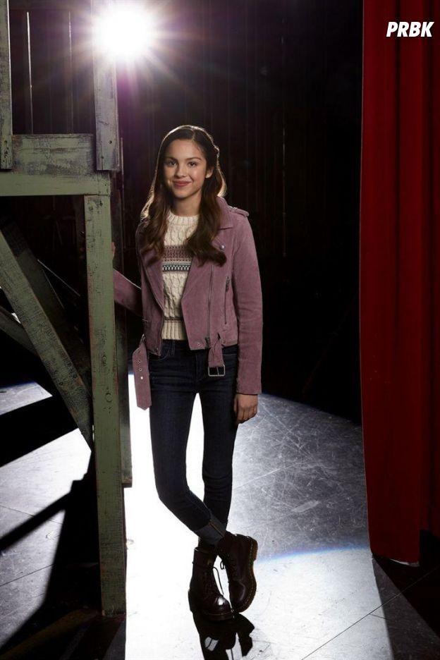 Olivia Rodrigo joue Nini dans High School Musical : la comédie musicale, la série
