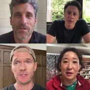Grey's Anatomy, Dr House, Scrubs... les ex-acteurs de séries médicales rendent hommage aux soignants