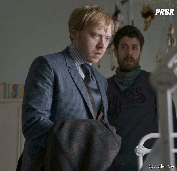 Rupert Grint dans Servant, disponible gratuitement sur Apple TV+