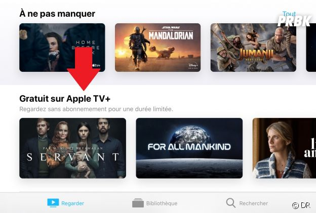 Apple TV+ : les programmes disponibles gratuitement