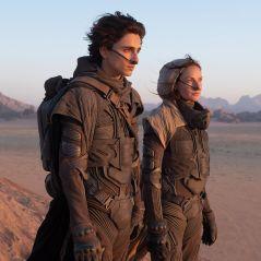 Dune : premières images sublimes du film avec Timothée Chalamet et Zendaya