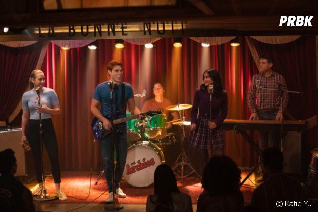 Riverdale saison 4 : le groupe The Archies enfin présenté