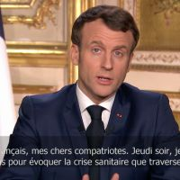 Emmanuel Macron : la femme qui s'occupe des sous-titres de ses allocutions raconte les coulisses