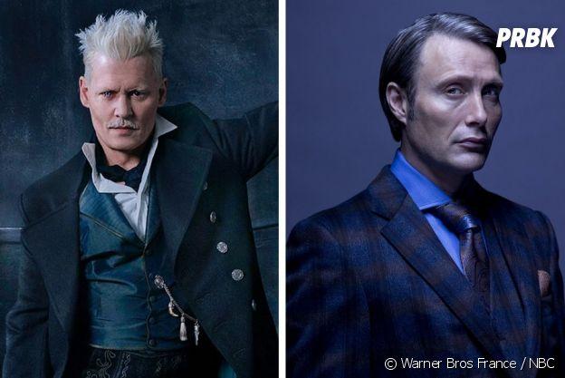 Johnny Depp sera remplacé par Mads Mikkelsen dans le rôle de Grindelwald dans la suite des Animaux Fantastiques