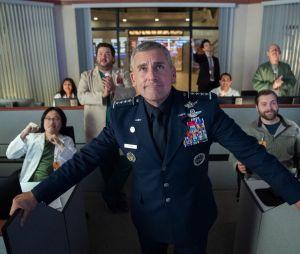 Steve Carell dans Space Force