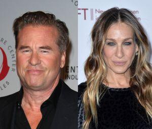 """Dirty Dancing : avant Patrick Swayze et Jennifer Grey, ce sont Val Kilmer et Sarah Jessica Parker qui ont failli jouer Johnny Castle et """"Bébé"""""""