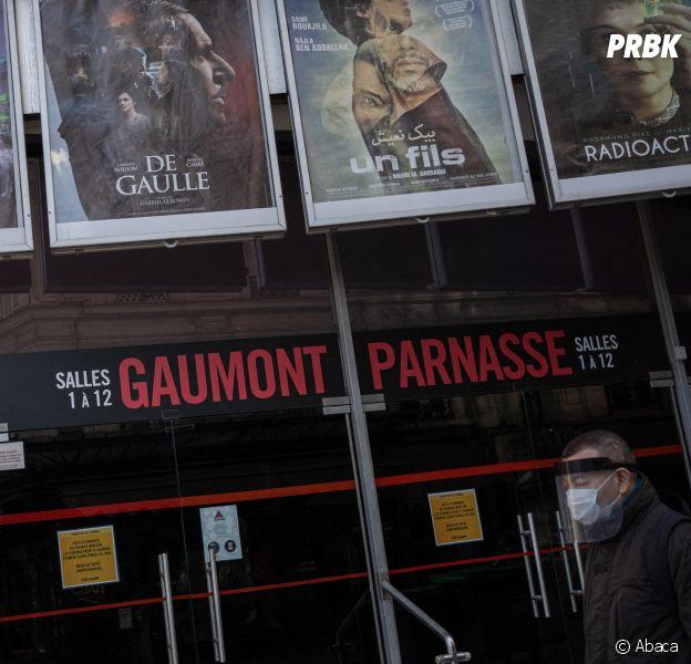 """La réouverture des cinémas prévue pour juillet ? Franck Riester affirme """"y travailler"""""""