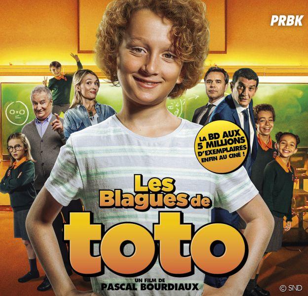 Les blagues de Toto : un film adapté de la BD débarquera au cinéma cet été