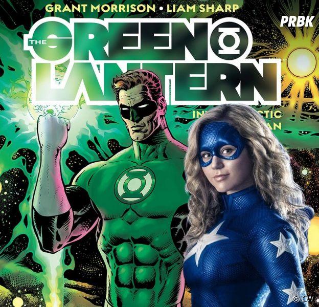 Stargirl saison 1 : Green Lantern bientôt dans la série ? Le créateur répond