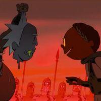 Rick et Morty : Adult Swim dévoile un (très court) court-métrage absolument bluffant