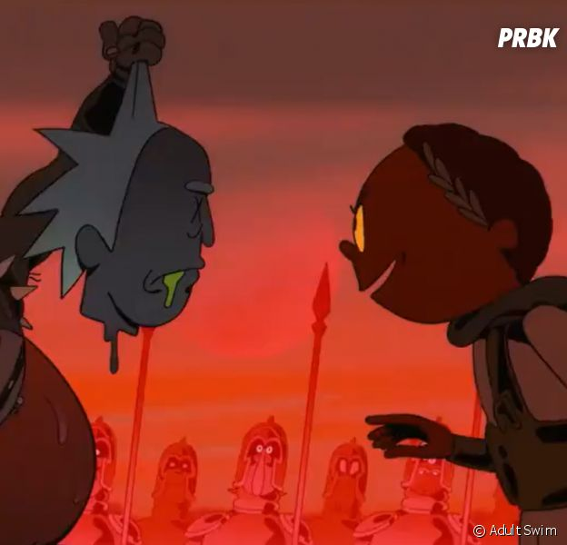 Rick et Morty : Adult Swim dévoile une vidéo absolument bluffante