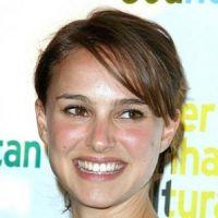 Natalie Portman ... Elle n'a aucun problème pour jouer nue au cinéma