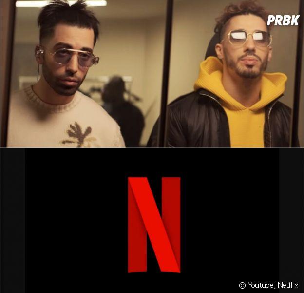 PNL x Netflix : la collab se précise avec de mystérieuses invitations