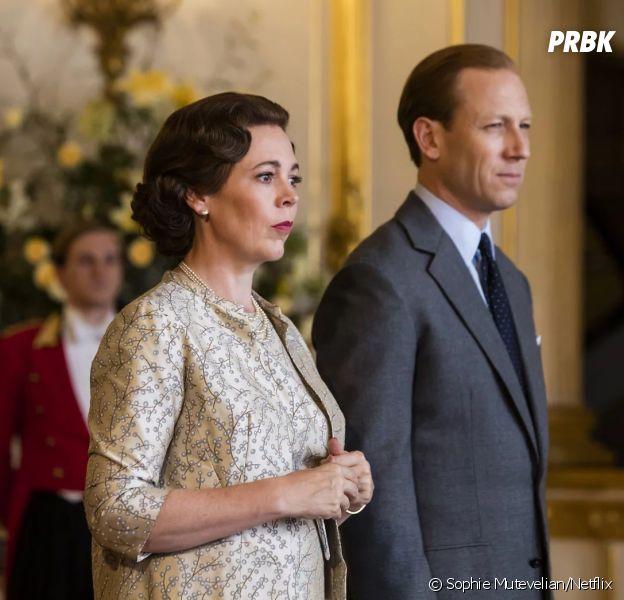 The Crown aura finalement 6 saisons sur Netflix