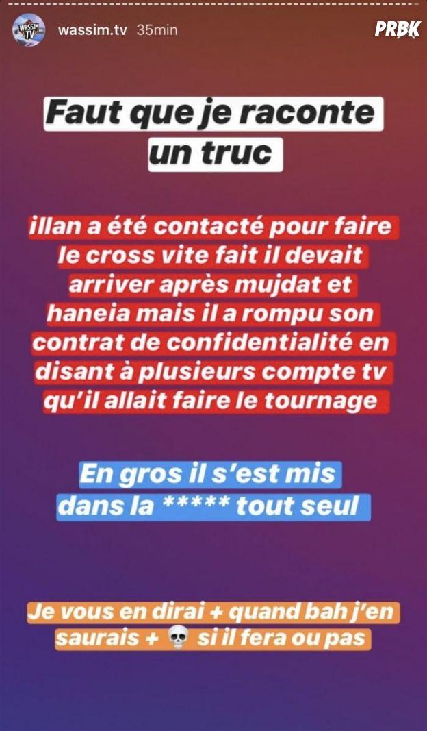 Illan (Les Anges 12) évincé des Marseillais VS Le reste du monde 5 ?